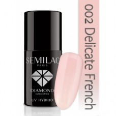 UV Hybrid Semilac 002 Delicate French 7 ml