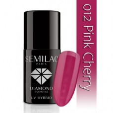 UV Hybrid Semilac 012 Pink Cherry 7 ml