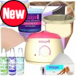 Professional 400ml COMPLETE waxing kit with SOFT & FILM WAX