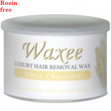 White chocolate- luxury hair removal wax 400ml can
