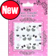 Nail art water stickers decal- BLE1316