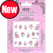 Nail art water stickers decal- BLE1716