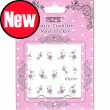 Nail art water stickers decal- BLE1640