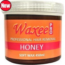 CLASSIC Honey soft wax 450ml plastic pot
