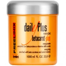 Betacarrot-plus Hair Mask 1000ml (with beta-carotene and carrot vitamins )
