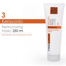 RESTRUCTURING MASK (with Keratin and Hyaluronic Acid ) 250ml