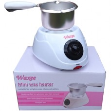 """Mini"" wax heater special for hard wax"