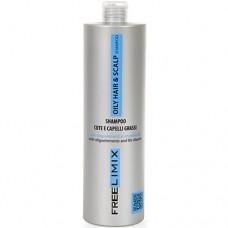 Oily Hair & Scalp Shampoo 1000ml (with B6 vitamins and oligoelements )