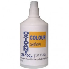 COLOUR SYSTEM eyebrow tint oxidant 3%