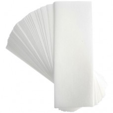 Pre-cutted wax strips- pack of 50pcs