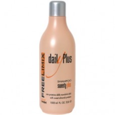 Sweety Plus Shampoo1000ml (with sweet almonds proteins )