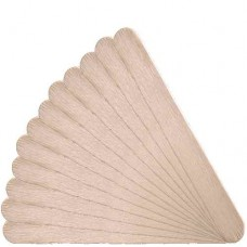 Large waxing wooden spatulas- 100pcs