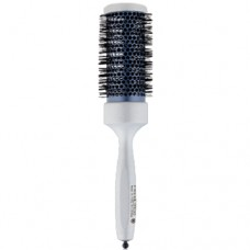 Aluminium tube and heat-resistant professional hair brush