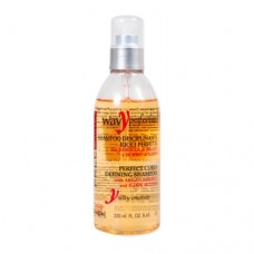 PERFECT CURLS DEFINING SHAMPOO 250ml (with Argan essence and illipe butter )