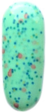 UV nail polish Q1T Ice cream No. 43